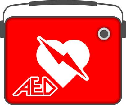 AED automatic external de-actuator