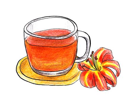 Kwanso tea