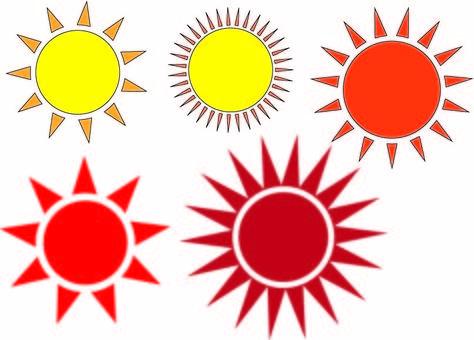 Solar set