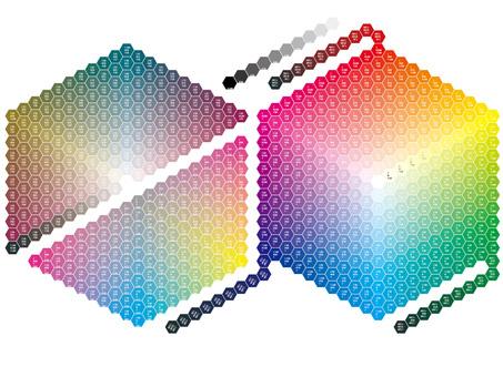 Super color chart cs 2