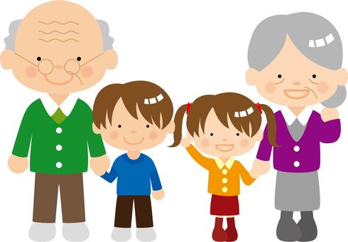 Grandparents and grandchildren ~ type I ~