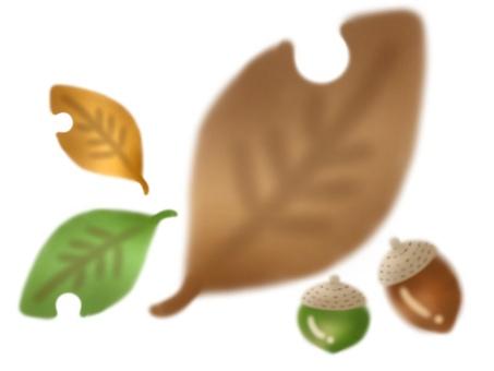 Leaves × Acorn