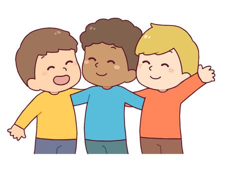 Multinational children