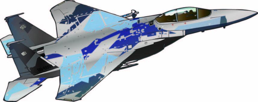 Fighter plane 10