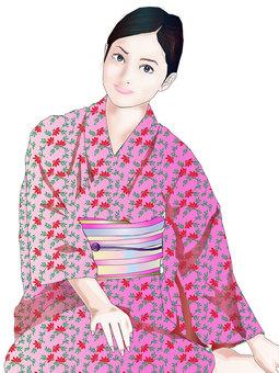 Yukata female 12