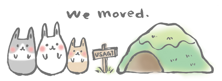 Moving Rabbit