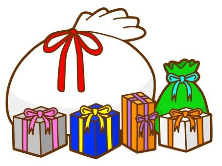 선물 및 가방