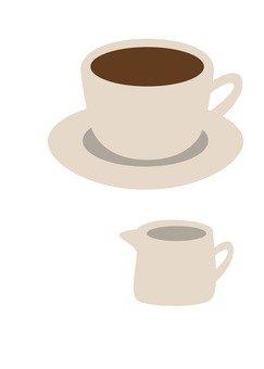커피와 우유 (차)