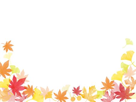 Autumn leaves simple 1