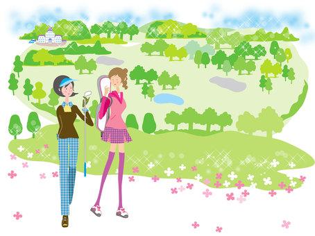 Women _ Golf