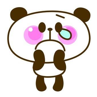 팬더 눈물