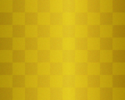 Gold foil checkered pattern