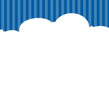 Cloud frame 5