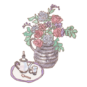 優雅的茶時間