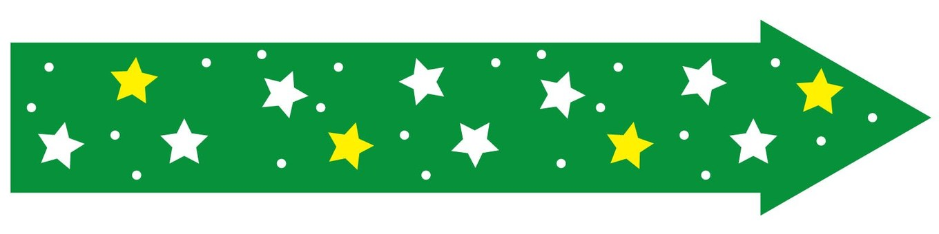 Arrow (Star Green)