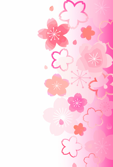 Cherry blossom background 08