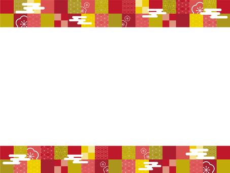 Japanese pattern pop ___ 1