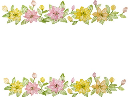 Flowers · Flower frame