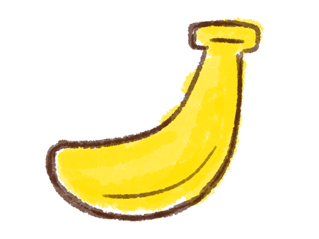 크레용 시리즈 [바나나]