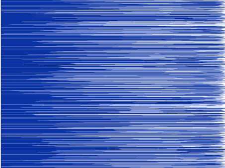 Blue Speed Line