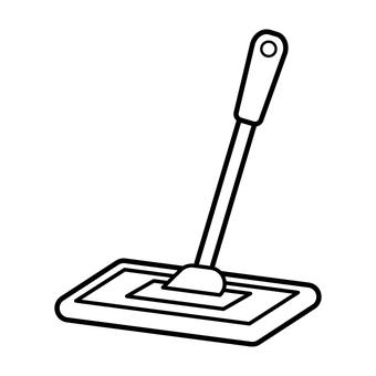 Sheet mop