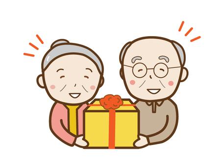 Grandpa gifen gifts