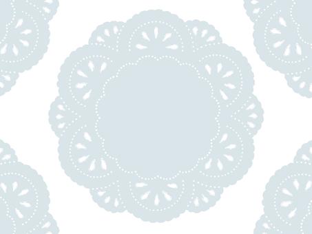 Lace circle 3