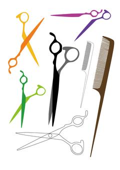 Hairdresser's tool
