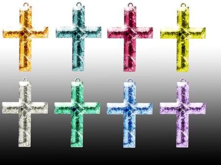 Ornament (cross)