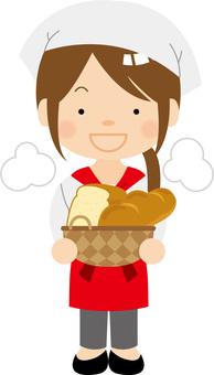 Baker's woman / type I / uta