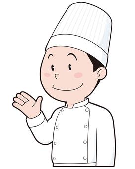Western chef