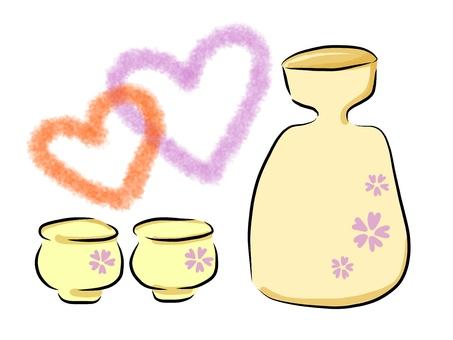 Tokutoshi and Valentine