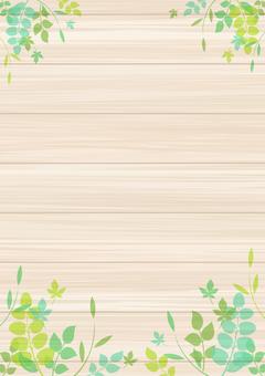 Wood frame 14
