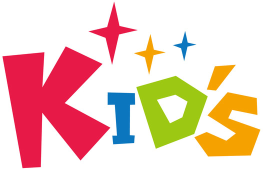 KIDS ☆ Kids Logo ~ Children ~ Icon