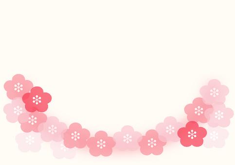 Plum blossoms Frame 02