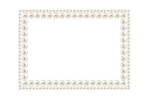 Pearl double tile frame