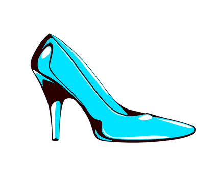 Glass shoes