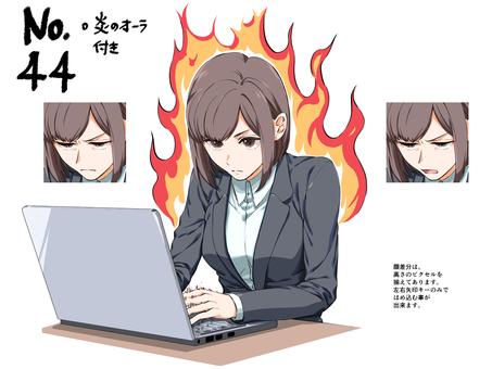 OL山田44火焰存在ver