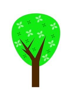 Tree icon 9