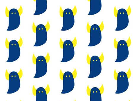 Pattern two ghosts