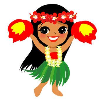 Hula Girls with Uriuri 034