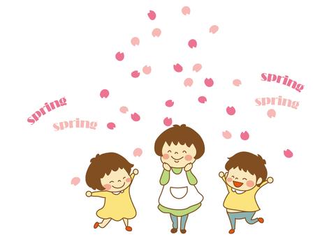 桜(お花見)