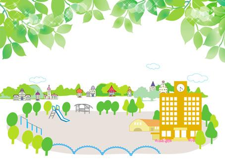Townscape _ School