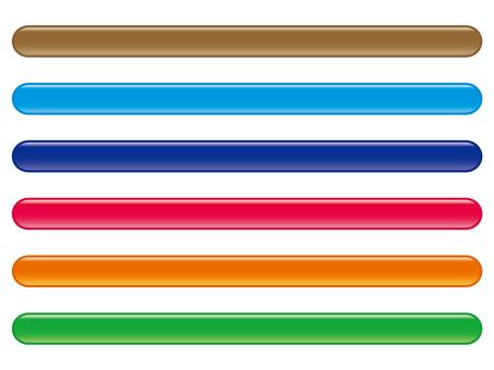 6 color button material 1