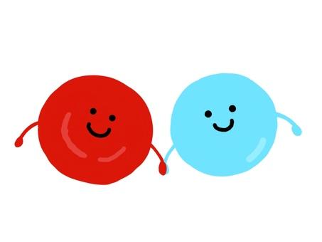 酸素とヘモグロビン