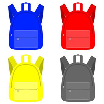 Backpack · Rucksack