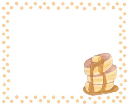 Pancake frame