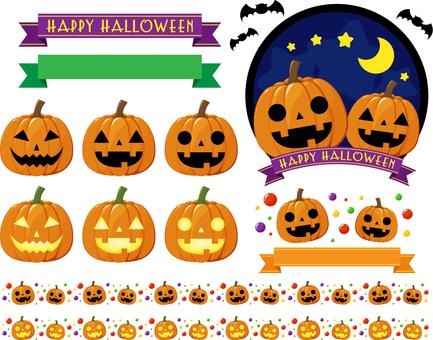 Halloween 4_ set