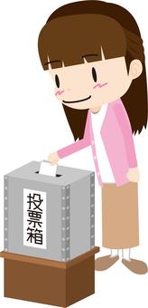 Voting (female)