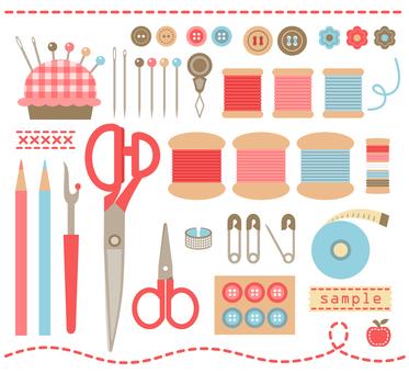 Sewing set 1